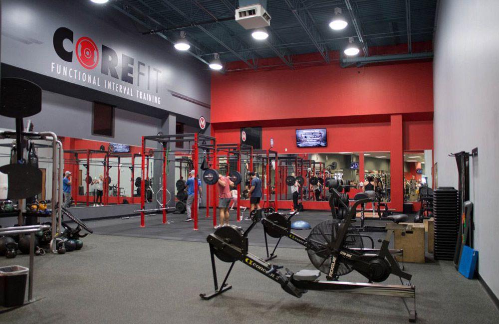Health and wellness fitness center u gilbert az mountainside