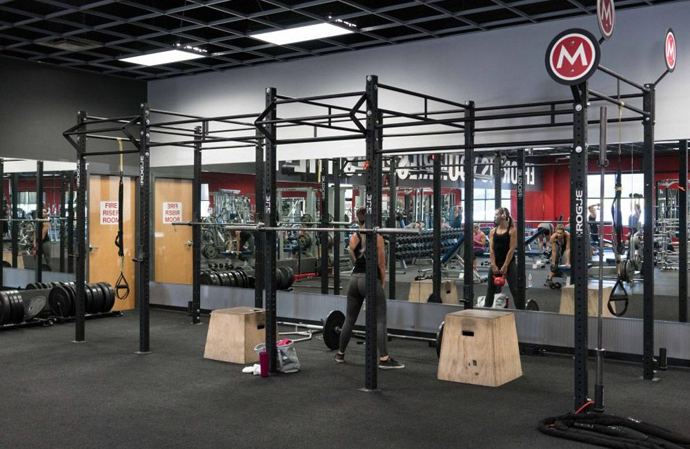Health and Fitness Center - Mesa, AZ   Mountainside Fitness