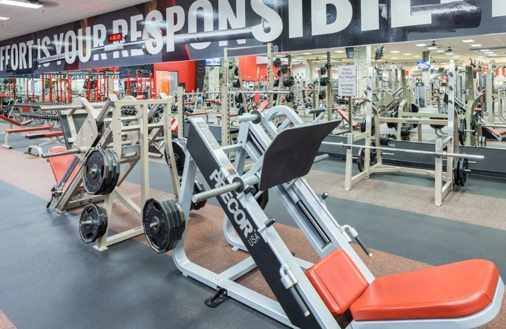 Gym In Surprise Az Mountainside Fitness