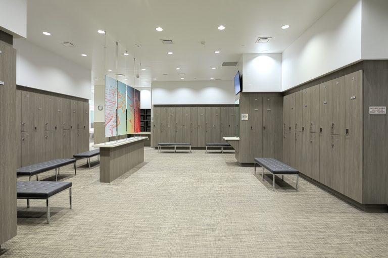 Mens locker room 2