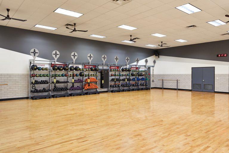 Group Fitness Studio