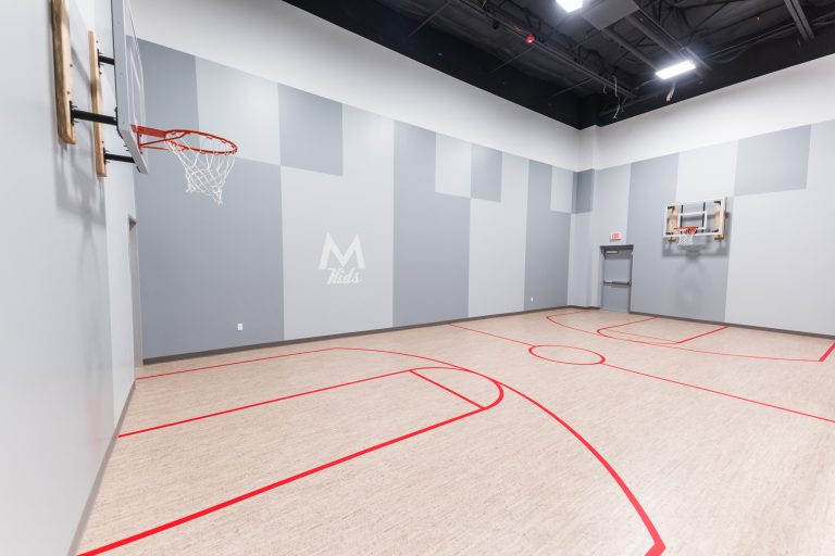 Childcare Basketball