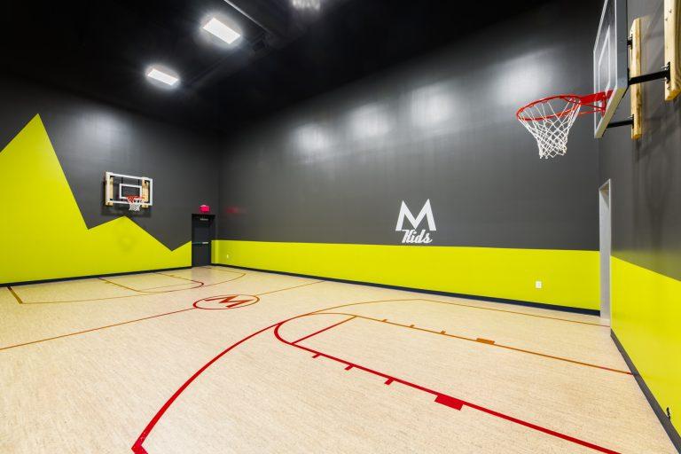 MKids Bball Court