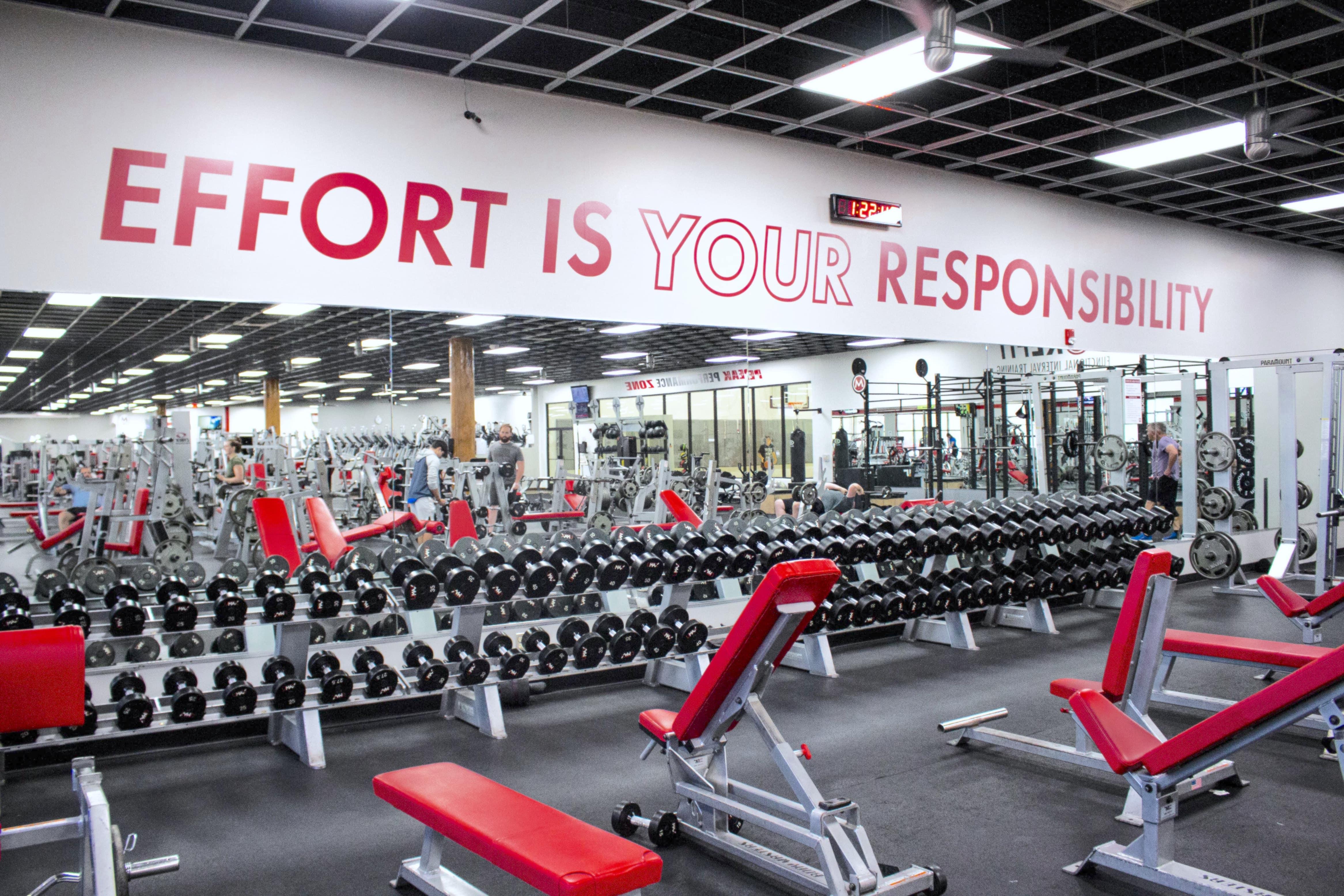 Gym In Mesa Az Mountainside Fitness