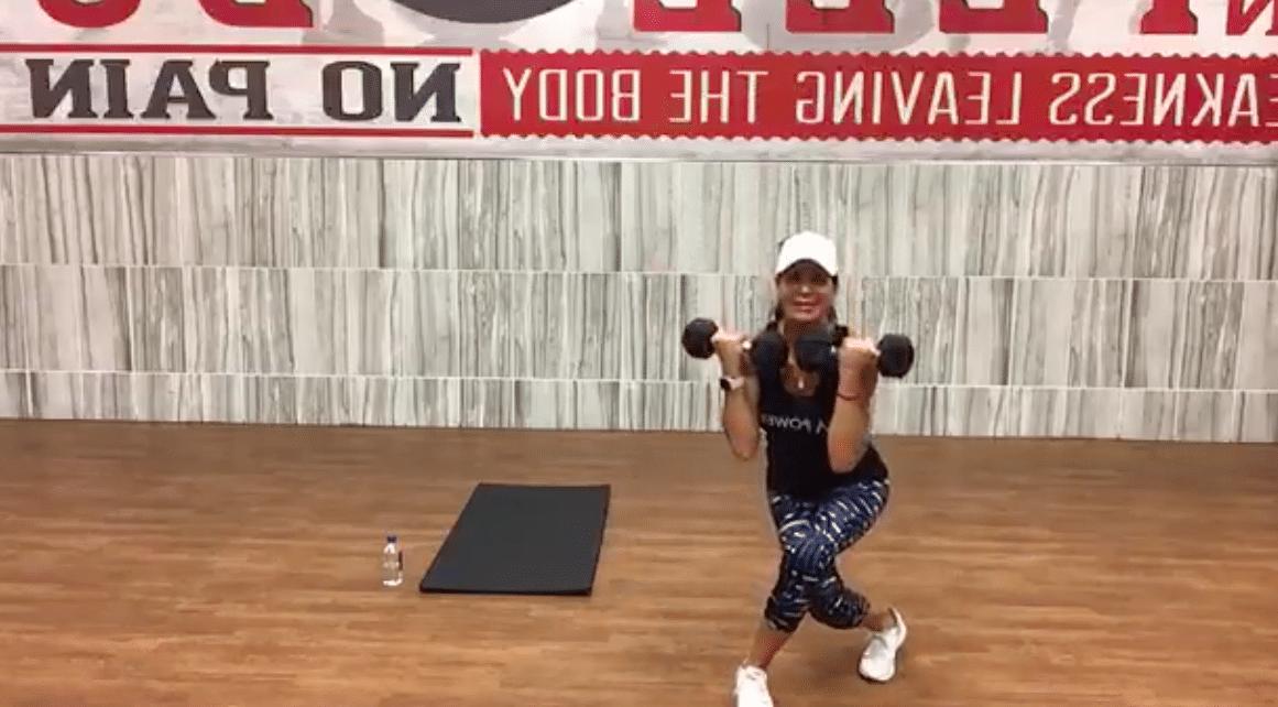 30-min muscle class
