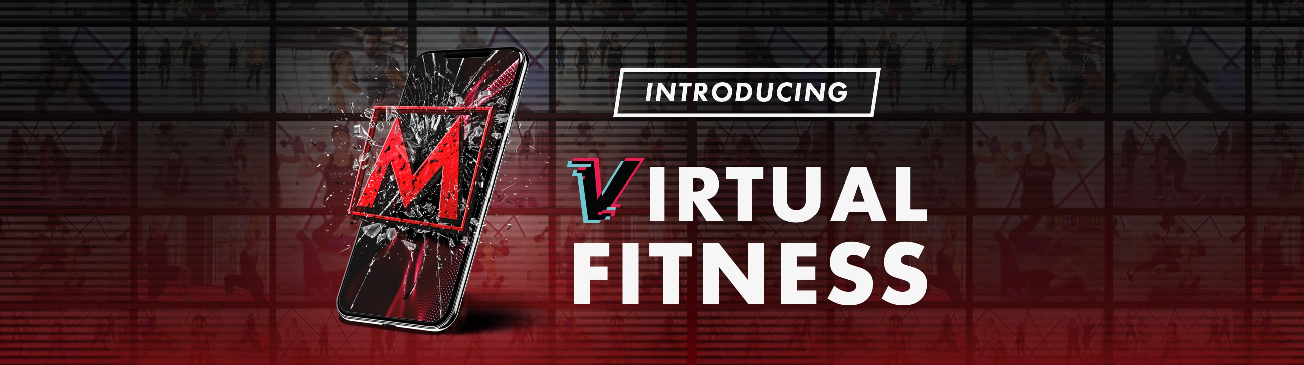 m virtual fitness membership