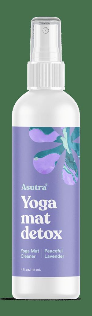 Lavender Yoga Mat Cleaner